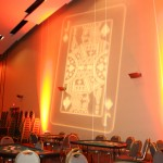 Casino Night - Black Jack Tables & Custom Gobo